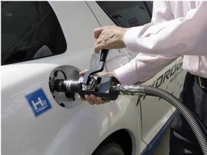 dopuna vodonika u automobil