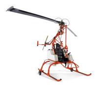 helikopter na vodonik